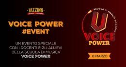 Voice Power #EVENT – Live at Jazzino